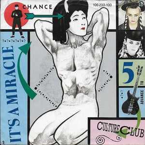 Culture Club - It's a miracle