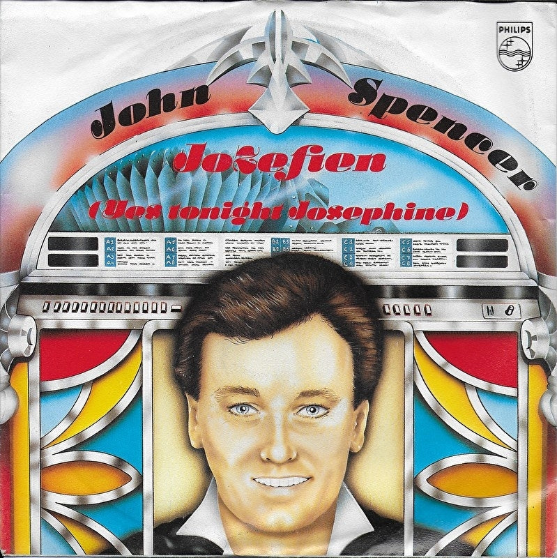 John Spencer - Jozefien (yes tonight Josephine)