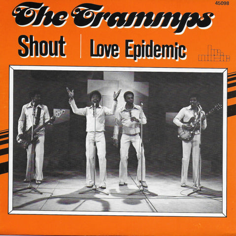 Trammps - Shout / Love epidemic