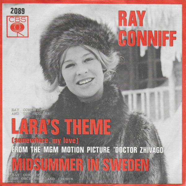 Ray Conniff - Lara's theme (somewhere, my love)