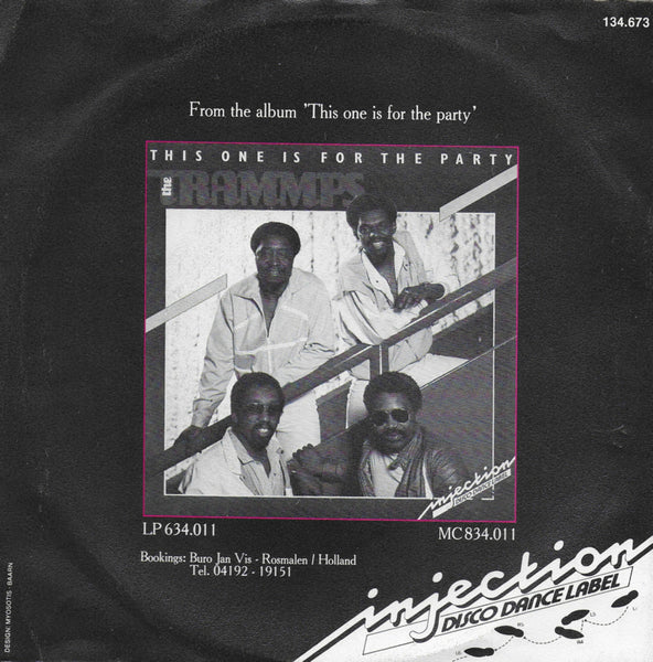 Trammps - I will be here for you