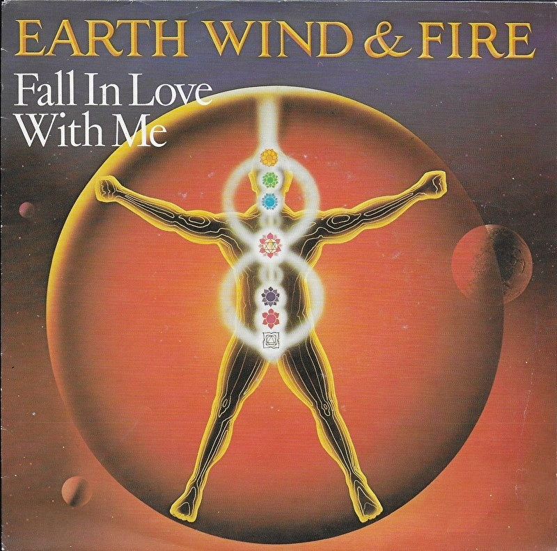 Earth, Wind & Fire - Fall in love with me