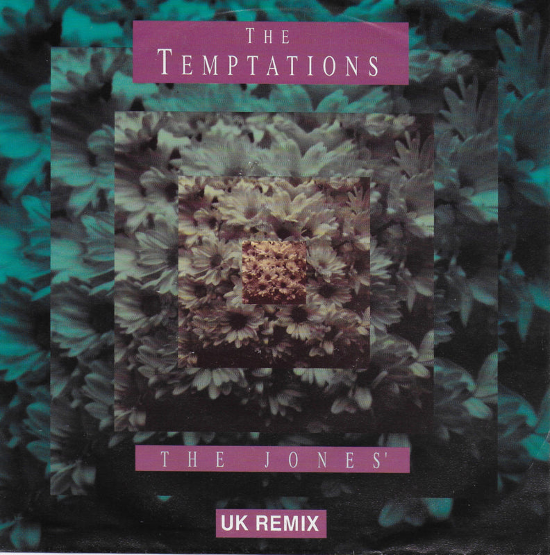 Temptations - The Jones (UK Remix)