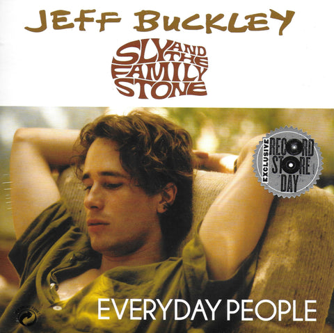 Jeff Buckley / Sly & The Family Stone - Everyday people (RSD 2015 Limited edition)