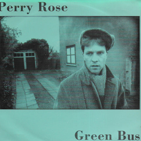 Perry Rose - Green bus