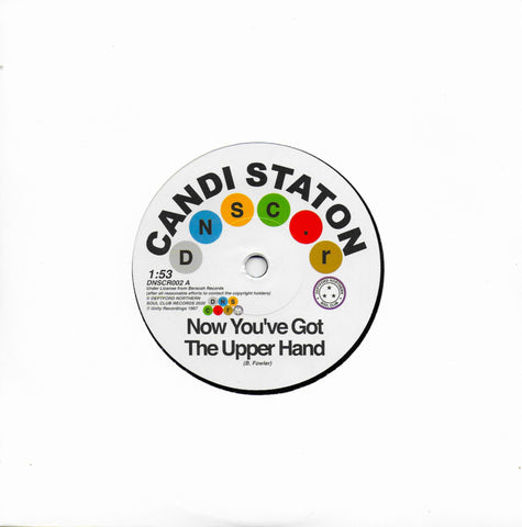 Candi Staton - Now you've got the upper hand / Chappels - You're acting kind of strange