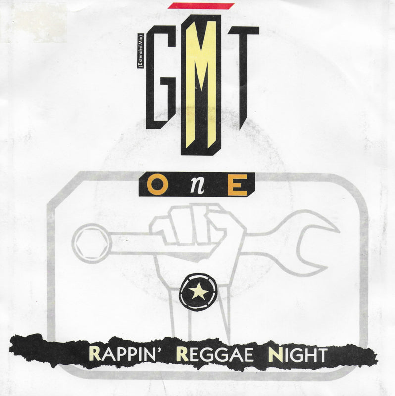 G.M.T. One - Rappin' reggae night