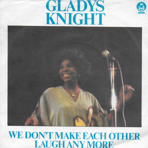 Gladys Knight - We don't make each other laugh anymore
