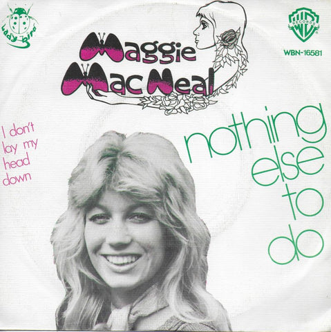 Maggie MacNeal - Nothing else to do (Promo)