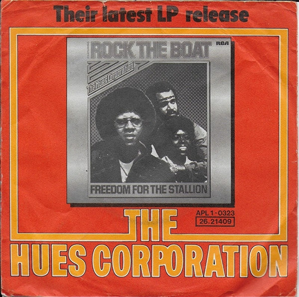 Hues Corporation - Rockin' soul