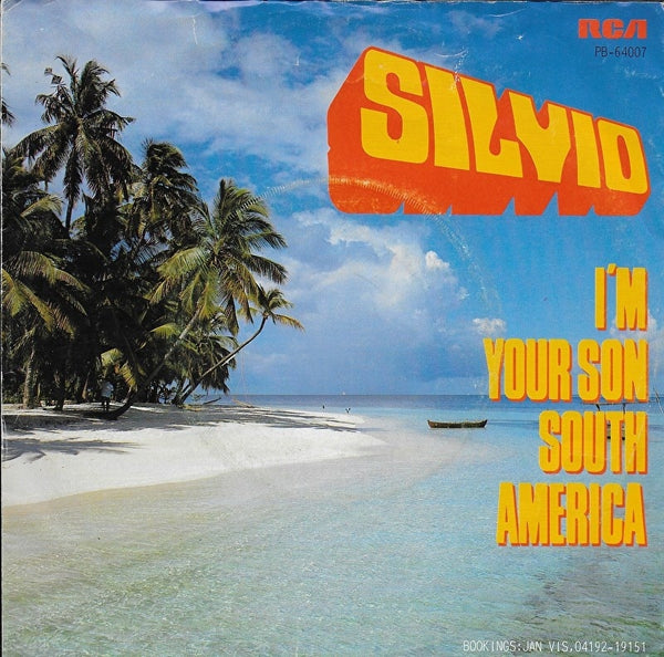 Silvio - I'm your son South America