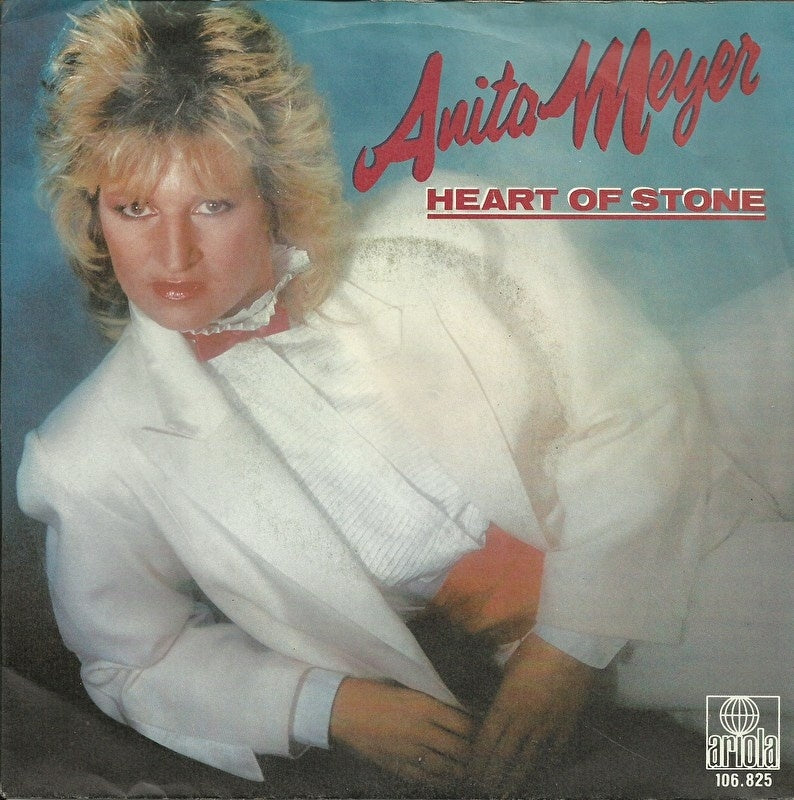 Anita Meyer - Heart of stone