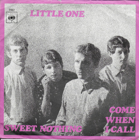 Sweet Nothing - Little one