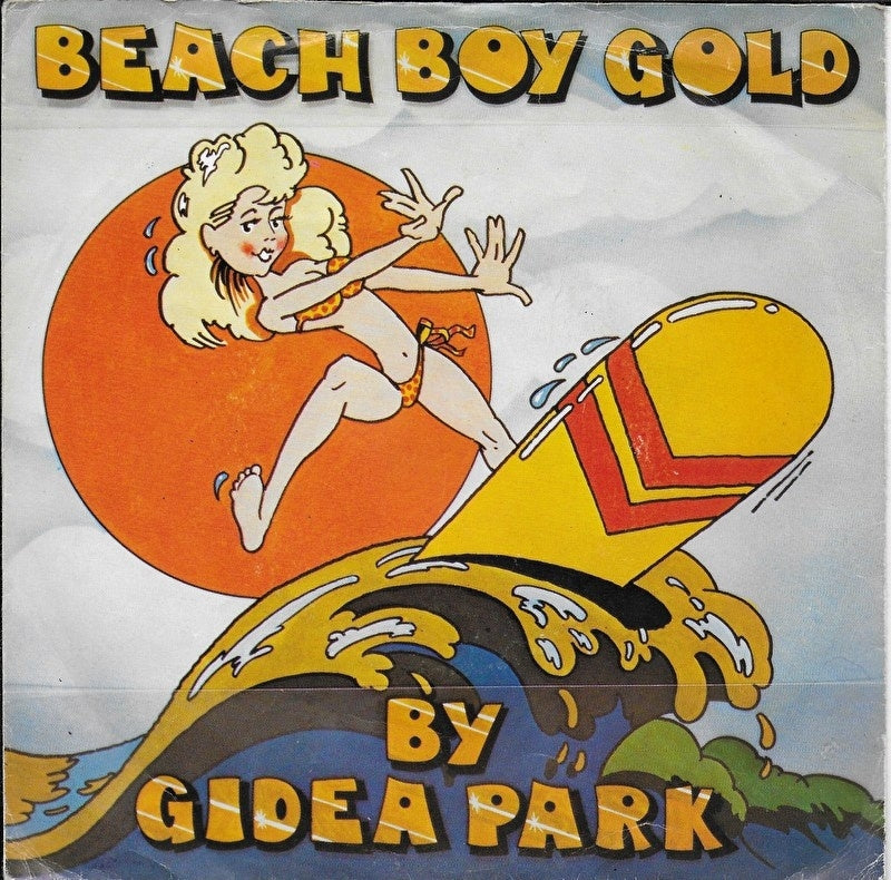 Gidea Park - Beach boy gold