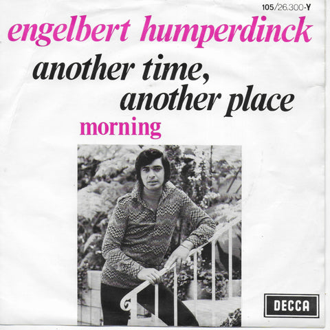 Engelbert Humperdinck - Another time, another place (Belgische uitgave)