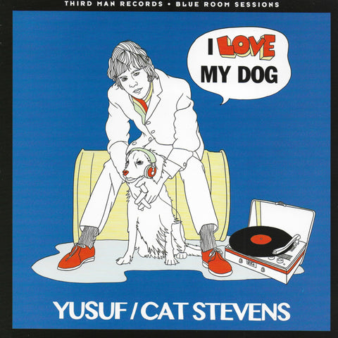 Yusuf / Cat Stevens - I love my dog / Matthew and son (Amerikaanse uitgave)