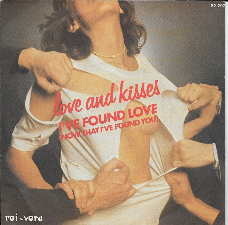Love and Kisses - I've found love (now that i've found you)