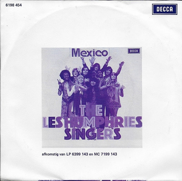 Les Humphries Singers - Mexico