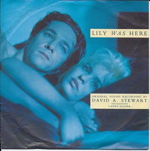 David Stewart ft. Candy Dulfer - Lily was here