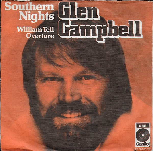 Glen Campbell - Southern nights