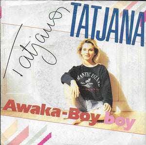 Tatjana - Awaka boy