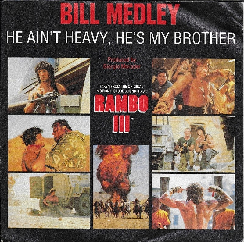 Bill Medley - He ain't heavy, he's my brother