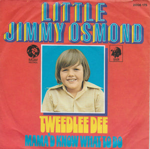 Little Jimmy Osmond - Tweedlee dee