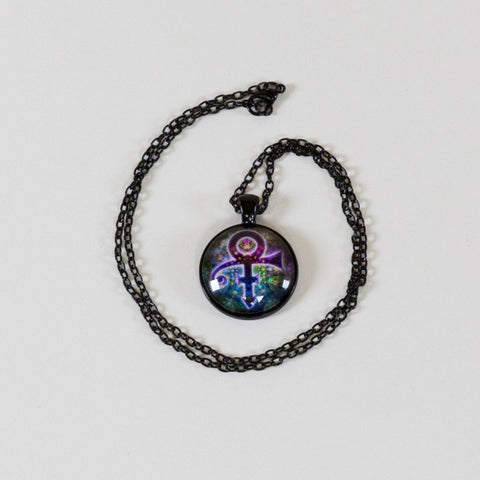 Prince - Symbol Memorial Necklace