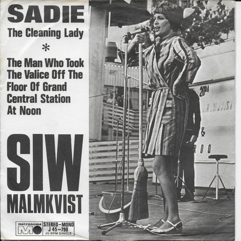 Siw Malmkvist - Sadie (the cleaning lady)