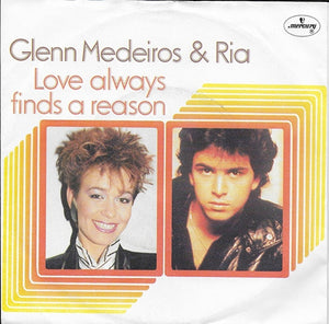 Glenn Medeiros & Ria - Love always finds a reason