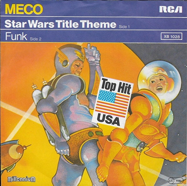 Meco - Star Wars title theme