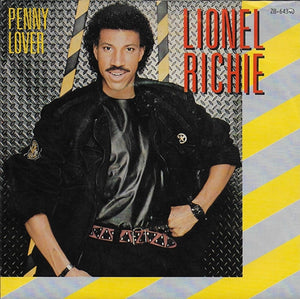 Lionel Richie - Penny lover / You are