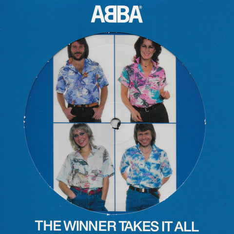 Abba - The winner takes it all (Limited edition, Picture disc)