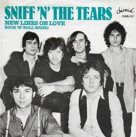 Sniff 'n' the Tears - New lines on love