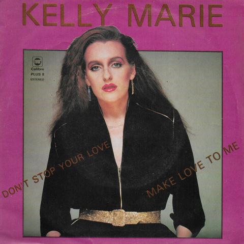 Kelly Marie - Don't stop your love (Portugese uitgave)