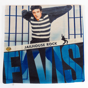 Elvis Presley Jailhouse Rock Cotton Linen Pillow Cover