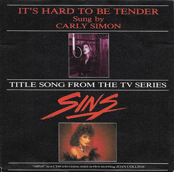 Carly Simon - It's hard to be tender