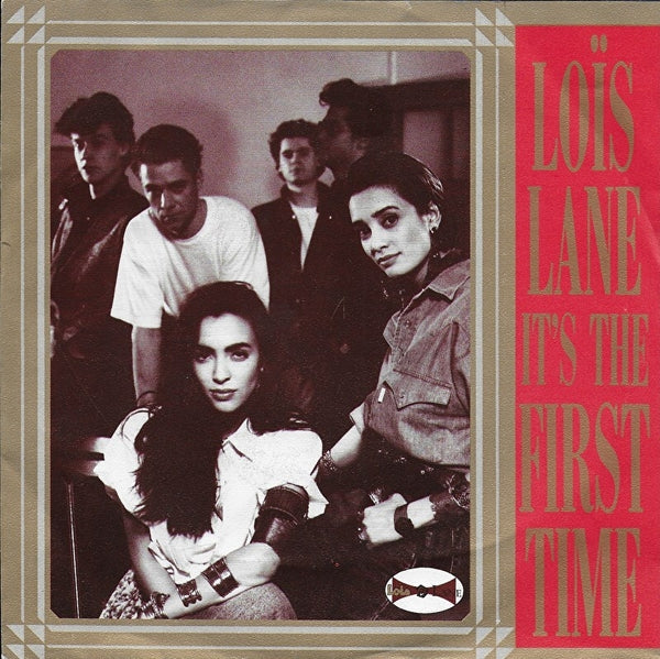 Lois Lane - It's the first time