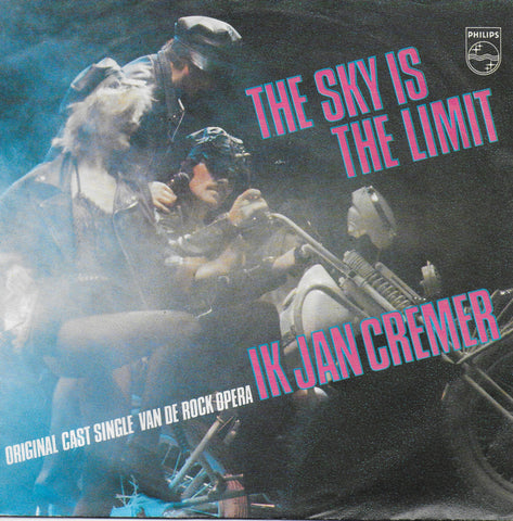 Ik Jan Cremer - The sky is the limit