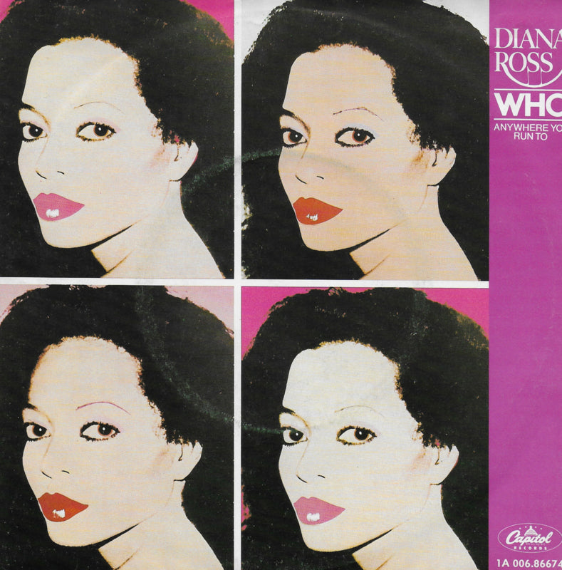 Diana Ross - Who