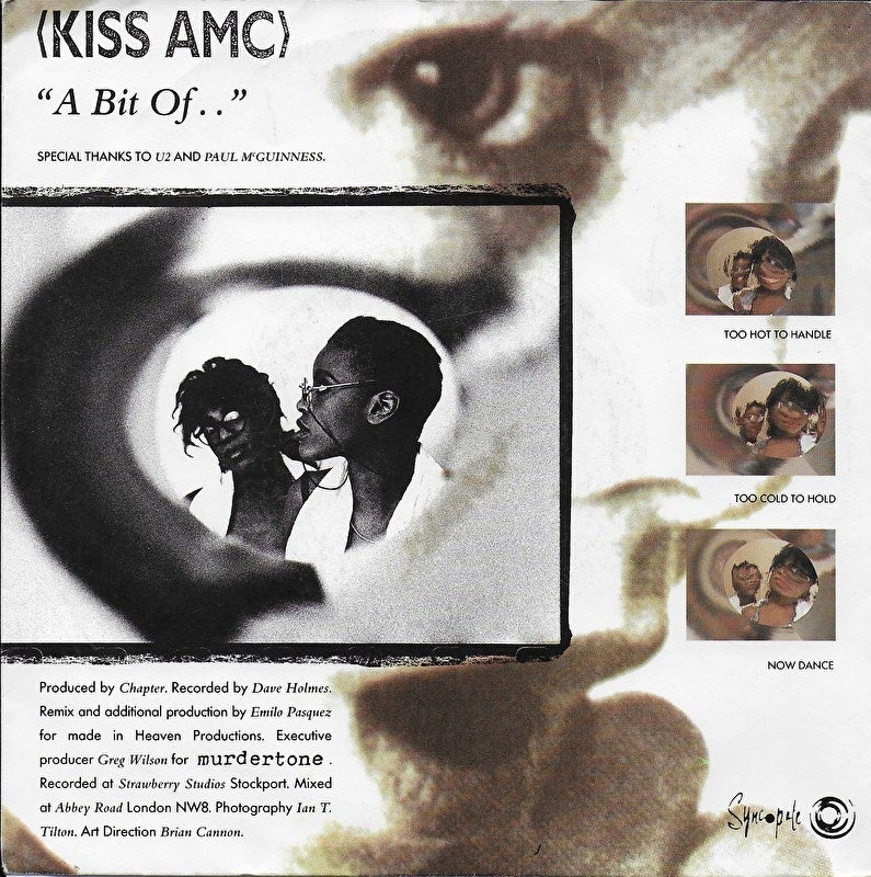 Kiss AMC - A bit of...U2