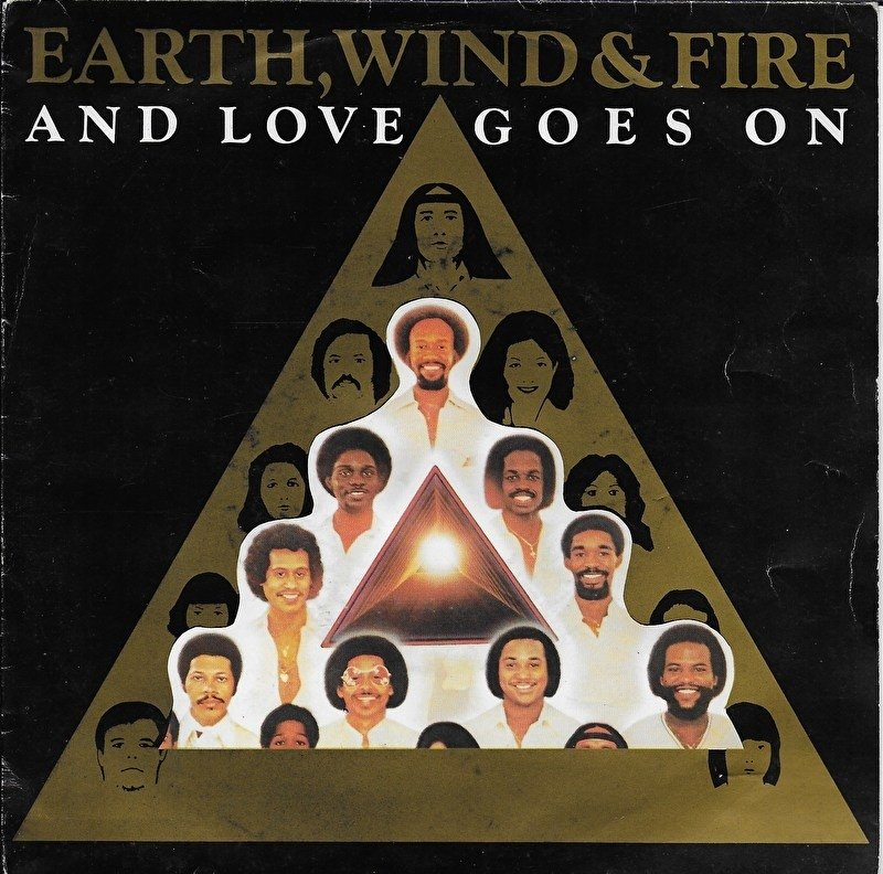 Earth, Wind & Fire - And love goes on