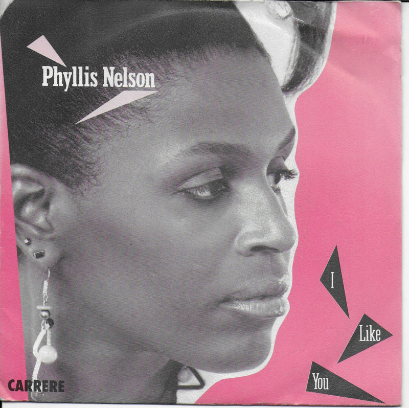 Phyllis Nelson - I like you