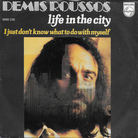 Demis Roussos - Life in the city