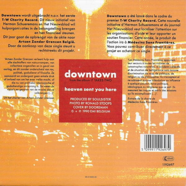 Soulsister - Downtown