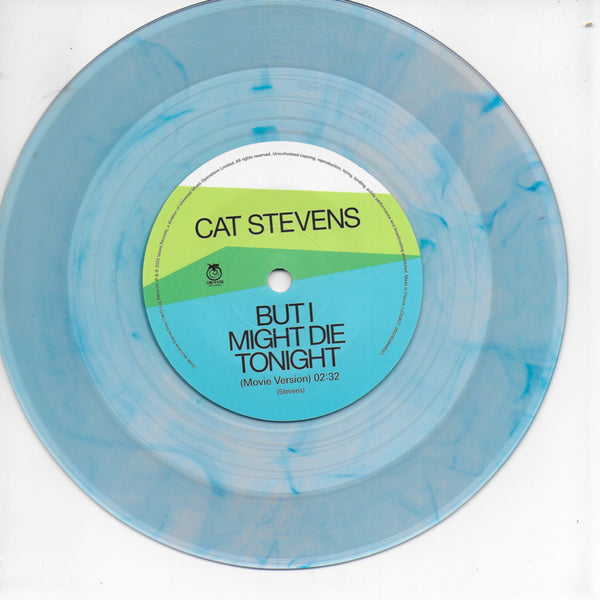 Cat Stevens - But I might die tonight (Limited edition, blauw vinyl)