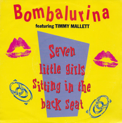 Bombalurina feat. Timmy Mallett - Seven little girls sitting in the back seat