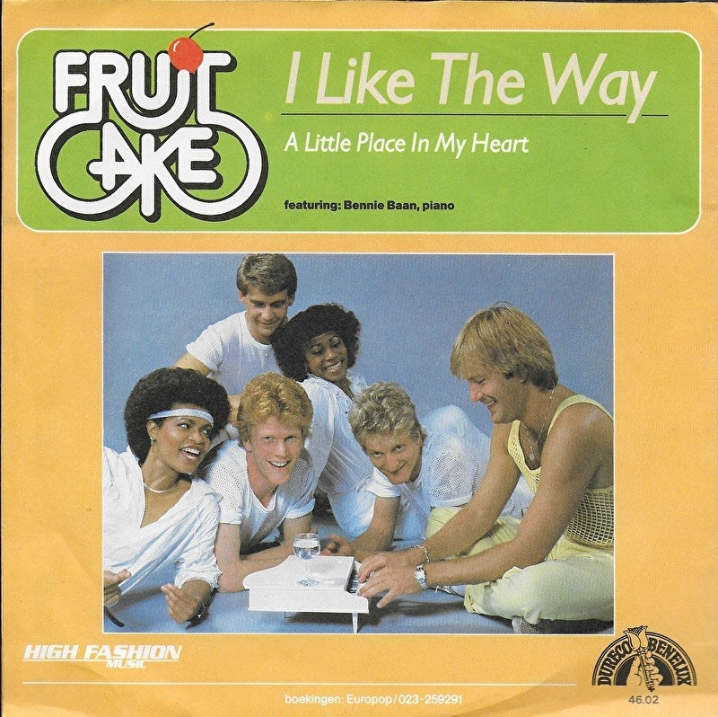 Fruitcake - I like the way