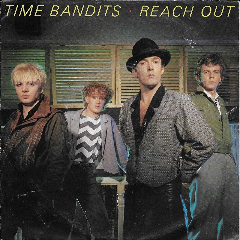 Time Bandits - Reach out