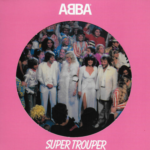 Abba - Super trouper (Limited edition, Picture disc)